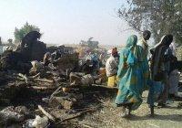 Теракт с жертвами произошёл в лагере беженцев в Камеруне