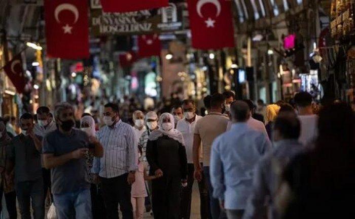 В Турции растет число случаев заражения коронавирусом.