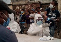 Число жертв коронавируса в Африке перевалило за 30 тысяч