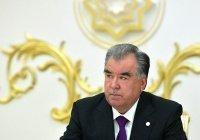 Рахмон претендует на новый, шестой, президентский срок