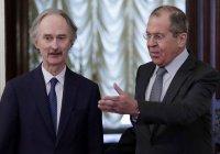 Лавров назвал успешным заседание Конституционного комитета Сирии