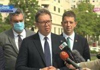 Президент Сербии признал наличие проблем с ИГИЛ