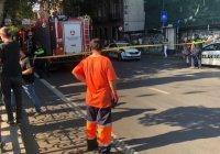Взрыв прогремел в Тбилиси, есть погибшие