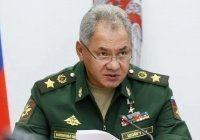 Шойгу: НАТО имитирует авиаудары по России