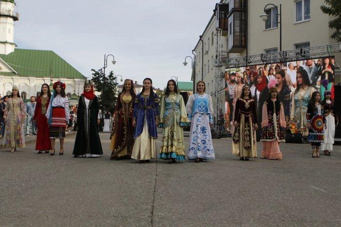 Яркие моменты фестиваля «Мозаика культур» (ФОТО)