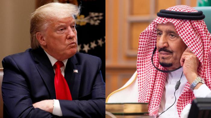 Лидеры США и Саудовской Аравии провели переговоры.