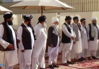 «Талибан» сформировал делегацию для переговоров с афганским правительством
