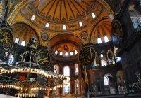Туристов предупредили о новых правилах посещения Айя-Софии