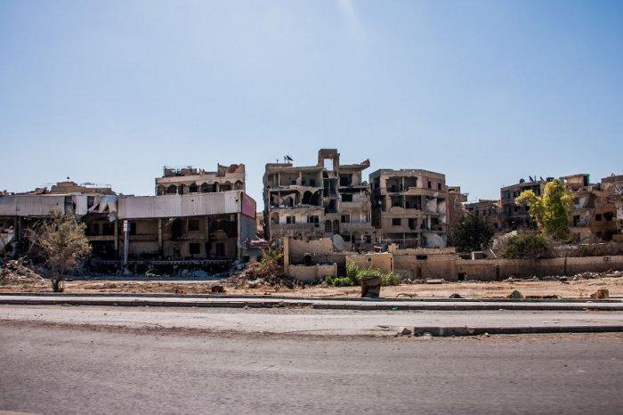 Что видит турист, рискнувший посетить Сирию в наши дни? (ФОТО)