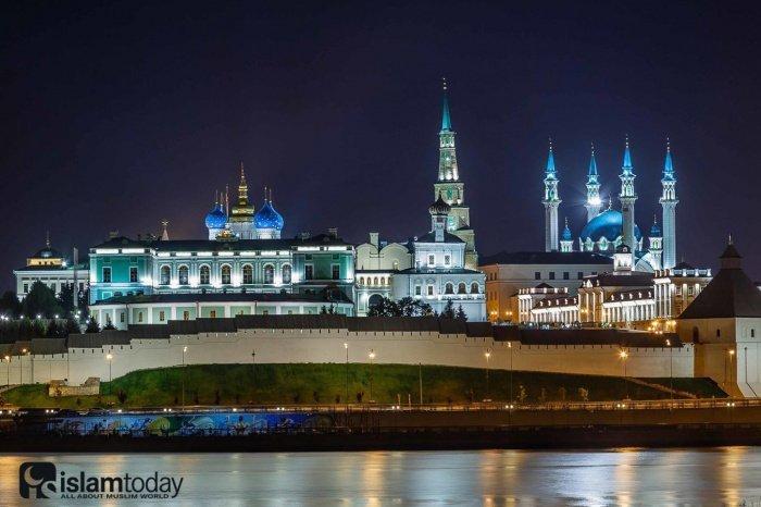 История казанского Кремля. (Источник фото: yandex.ru)