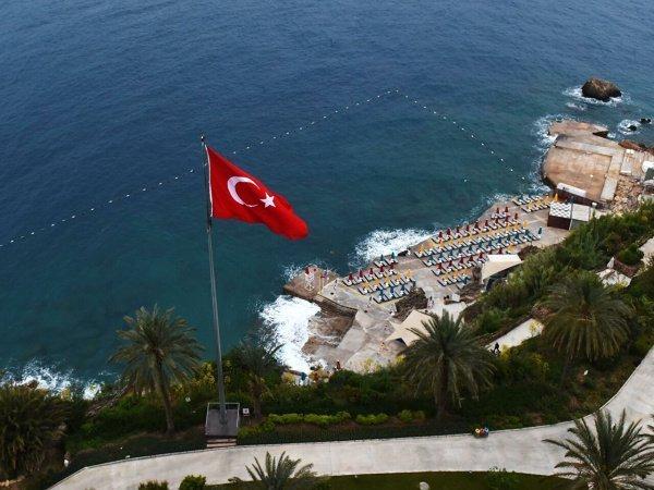 Турция остается одним из излюбленных мест отдыха Россиян.