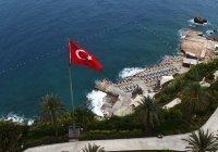 Более десяти миллионов туристов посетили Турцию с начала года