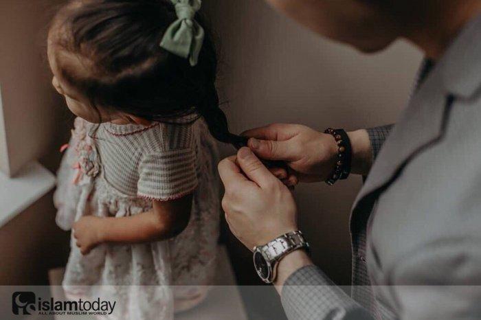 Как получить благословение воспитав дочь?