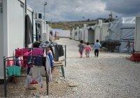 Крупнейший лагерь мигрантов сгорел в Греции