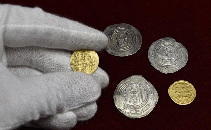 Монеты времен пророка Мухаммада (мир ему), сохранившиеся до наших дней (ФОТО)