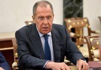 Лавров проведет переговоры с главой МИД Узбекистана