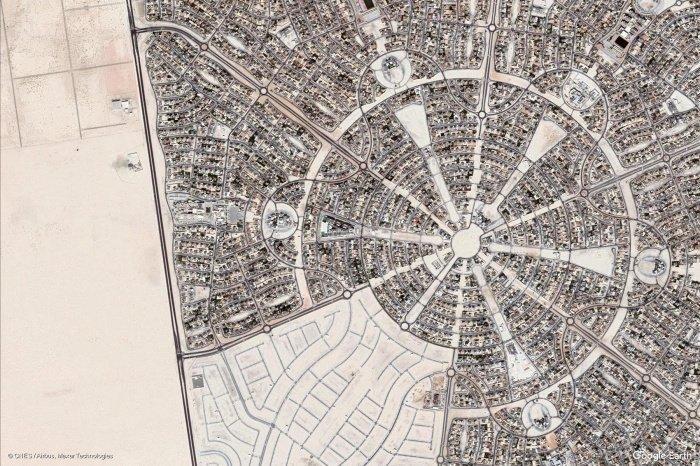 Нью - Эль-Фалах, Абу-Даби.