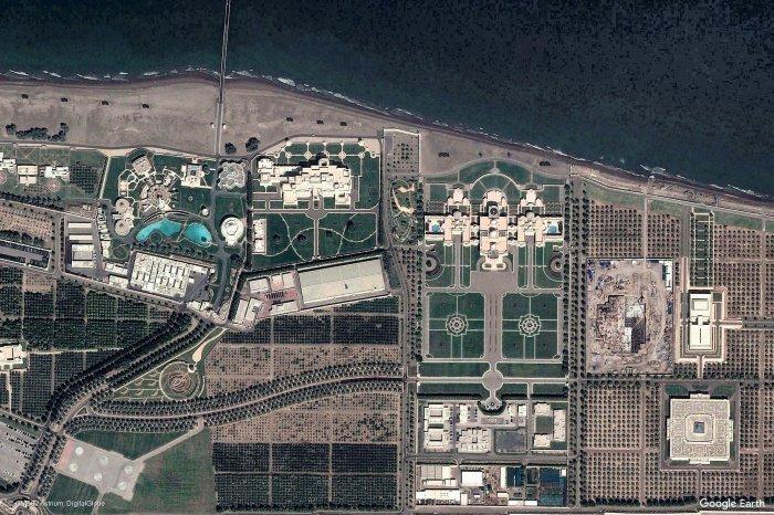 Зееб, Оман.