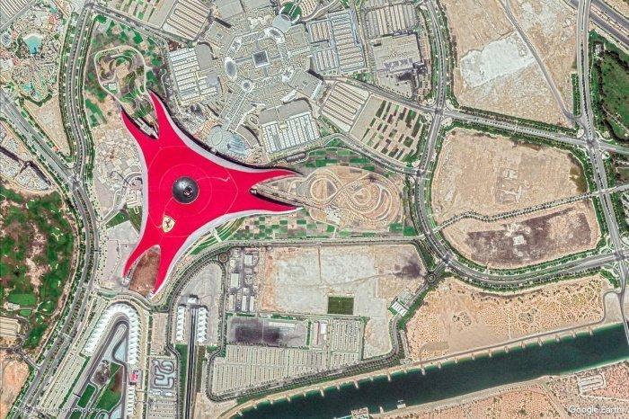Остров Яс, Абу-Даби.
