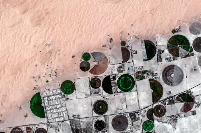 Провинция Хайль, Саудовская Аравия.