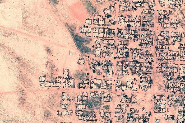 Аль-Фашир, Судан.