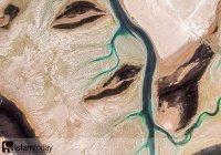 Безумно красиво! 27 потрясающих фото Ближнего Востока из космоса