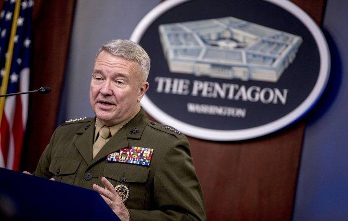 Генерал Маккензи рассказал о выводе войск США из Афганистана.