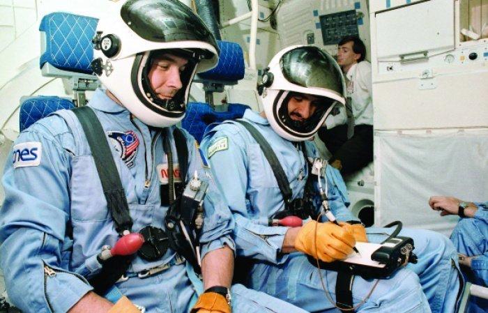 Первый мусульманин в космосе: история эпохального полета (ФОТО)