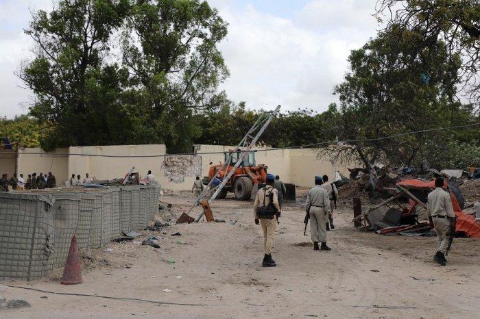 Афганские военные погибли в результате атаки талибов.