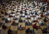 В Ираке впервые с начала пандемии прошел массовый пятничный намаз