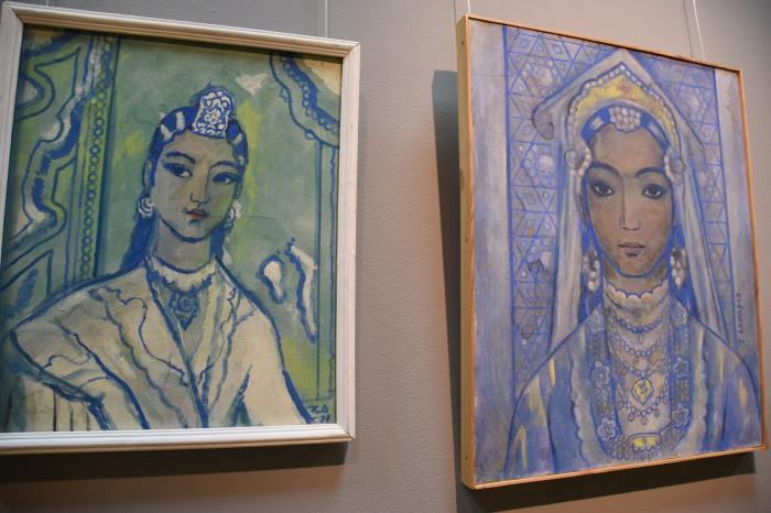 «Родник любви и вдохновения» - каким предстал Татарстан для художников со всего мира?