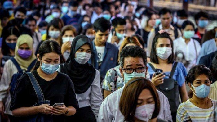 В Индонезии растет число инфицированных коронавирусом.