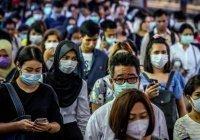В Индонезии контролировать ношение масок будет мафия