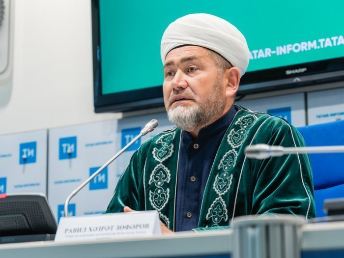 Имам-мухтасиб Аксубаевского района Равиль хазрат Зуферов