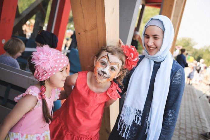 Детский праздник пройдет на территории казанской мечети.