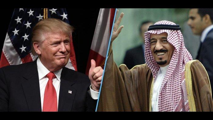 Трамп хочет присоединения Саудовской Аравии к соглашению Израиля, ОАЭ и Бахрейна.