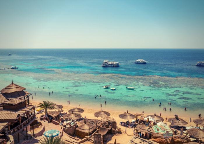 Египет постепенно восстанавливает туризм.