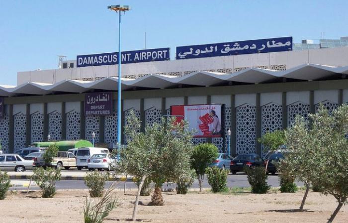 Международный аэропорт Дамаска восстановит работу в ближайшие дни.