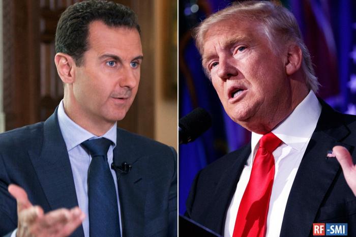 В МИД Сирии сравнили политику США с действиями террористов.