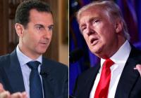 Сирия ответила на признание Трампа о намерении ликвидировать Асада