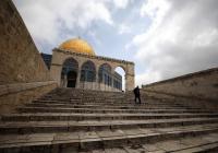 Мечеть Аль-Акса снова закрывается из-за вспышки коронавируса