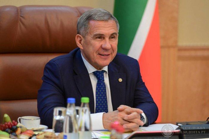 Рустам Минниханов переизбран президентом Татарстана.