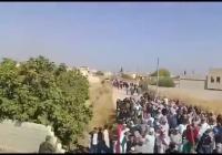 В Сирии прошла акция против турецкого военного присутствия