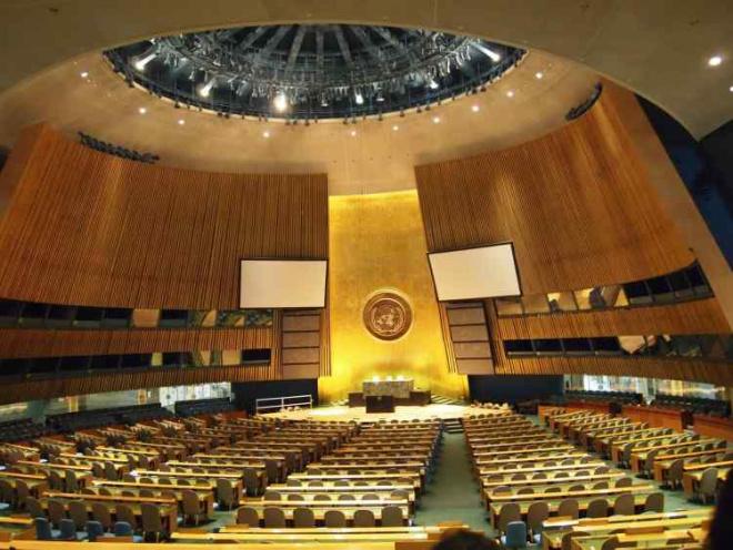 Лидеры более сотни государств выступят на Генассамблее ООН.