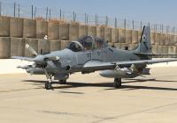 США подарили афганской армии 18 боевых самолетов