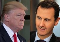 Сирийские адвокаты намерены засудить Трампа за планы убить Асада