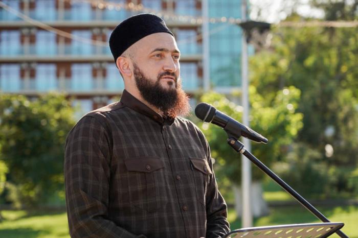 Камиль Самигуллин находится с рабочим визитом в Дагестане.