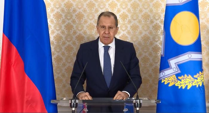 Глава МИД РФ выступил на ГА ООН.