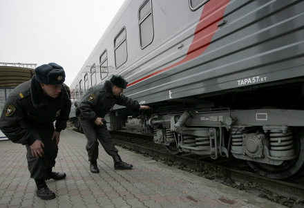В России предотвращено несколько десятков терактов на транспорте