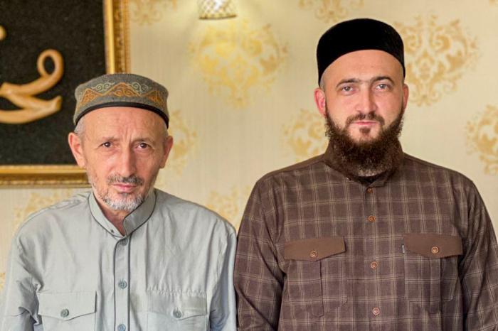 Муфтии Татарстана и Дагестана обсудили сотрудничество.